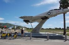 Missile Park at Naval Base