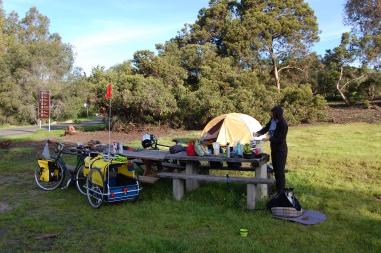 El Capitan Camp Site