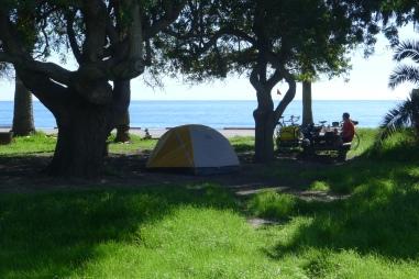 Refugio Camp Site