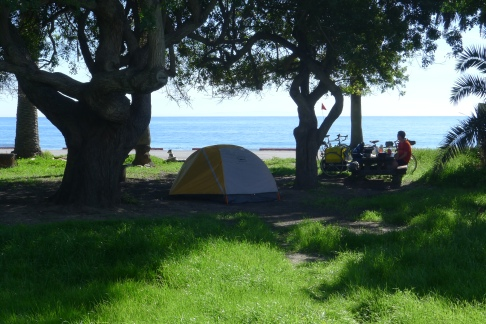 Refugio Camp Site