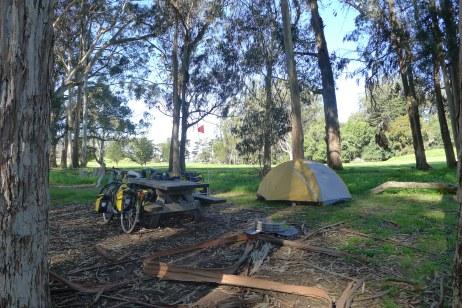 Morro Bay Campsite
