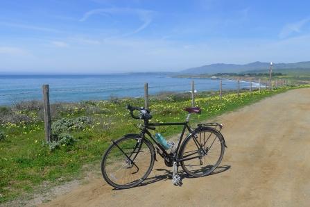 Morgan's bike