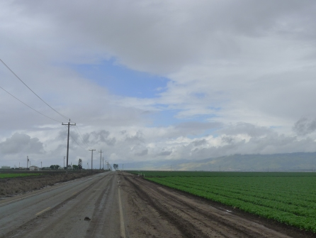 More open road