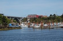 Depoe Bay, the World's Smallest Navigable Habor