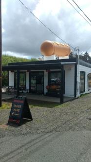 Corn dog shop