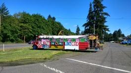 Ummm... food truck?