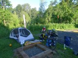 Camping at Bayport RV Campground again